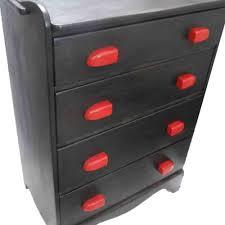 colorful furniture. Vintage Maple Dresser Colorful Furniture
