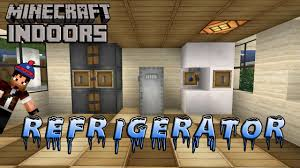 aesthetic lighting minecraft indoors torches tutorial. How To Build A Refrigerator - Minecraft Indoors (Kitchen Tutorial) YouTube Aesthetic Lighting Torches Tutorial T