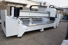 stone cnc machining center for