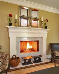 traditional fireplace with raised hearth bedroom how to paint my fireplace screen best way to paint fireplace screen