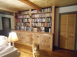 bookcases with doors on bottom. White Wash Wooden Bookcase With Doors Bookcases On Bottom L