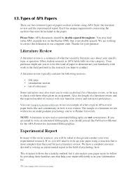 Examples Of Apa Essays Style Example Essay Using Apa Referencing