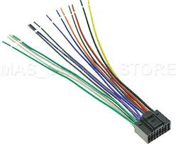 wire harness for jvc kd r640 kdr640 pay today ships today 13 95 wire harness for jvc kw nt1 kwnt1 pay today ships today
