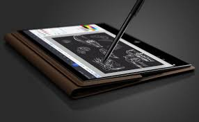 today hp introduced the hp spectre folio a high end laptop with a unique convertible design that due to its leather skin will also make a very unique