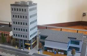 lego office building. SHOP OFFICE TOWER AND CONVENTION CENTER. Lego Office Building S
