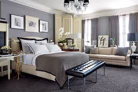master bedroom decorating ideas gray. Gray Bedroom Ideas That Are Anything But Dull Photos | Architectural Digest Master Decorating R