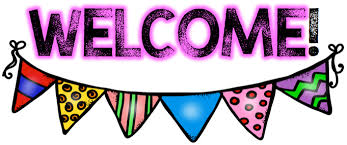 Image result for welcome to school clipart