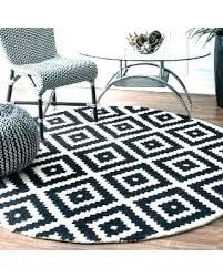 black round rug red black runner rug target black round rug