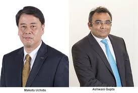 Nissan CEO and COO