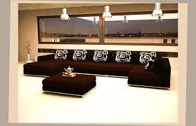 affordable modern apartment furniture good color with 6 pillows and 1 table affordable apartment furniture