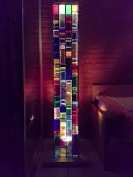 Staande Lamp Glas In Lood De Lapjesk At T