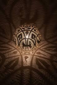 oriental lighting. INTERIOR DESIGN\u003eLIGHTING\u003eOriental « Moon » Lamp In Golden Brass, Made Of Copper, Kafka Goes Pink. Oriental Lighting L
