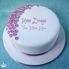 Birthday Cake With Name Generator Online Amazingbirthdaycakecf
