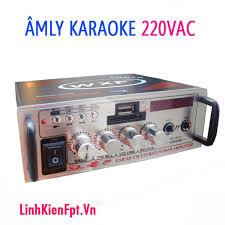 Âm Ly karaoke , Amly mini 300W Nghe Nhạc Chất AV-08 - Dàn âm thanh Nhãn  hàng No Brand