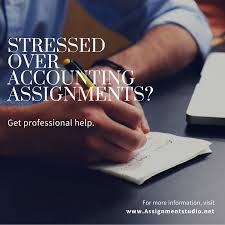 professional accounting assignment help assignment studio in many students it hard to understand accounting concepts such as recording general ledger entries trial balance or financial statements