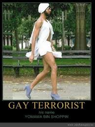 Picture of gay terrorist