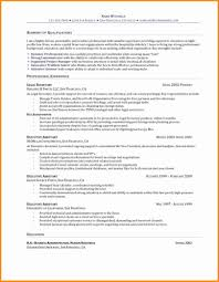 Resume Objective Examples Entry Level Customer Service General Resume Objective Examples Fresh Resume Objective Examples 34