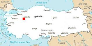 Image result for eskişehir haritası