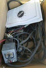 fisher plow harness fisher plow control joystick wiring harness