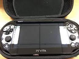 ĐÃ BÁN] PS Vita 2000 Black + thẻ nhớ 32GB - 2.600.000đ