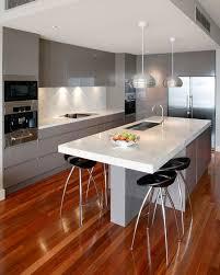 Kitchen  Fancy Simple Kitchen Interior Comwp Modern Kitchens Modern Kitchen Interior