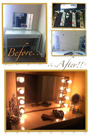 professional makeup vanity. full image for diy hollywood makeup vanity light mirror with click remote to turn lights on professional