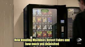 Vending Machine Ate My Money Enchanting How Vending Machines Detect Fake Coins GIF On Imgur