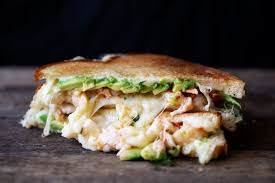 Lobster Grilled Cheese with Avocado ...