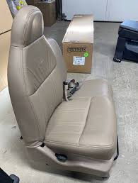 driver side bottom leather seat cover