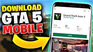 gta 5 for android apk and obb