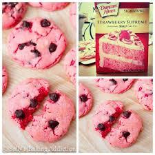 Strawberry Chocolate Chip Cookies Sallys Baking Addiction