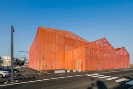 contemporary brick architecture cfile