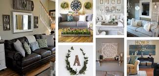 rustic living room wall decor ideas