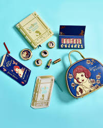 bésame cosmetics just launched an enchanting snow white makeup collection popcornfashion