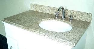 Bathroom Vanities With Tops And Sinks Vanity Top Single Bowl Terrific  Sink Bowls On Of T92