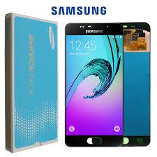 Original <b>4.7</b>'' <b>SUPER AMOLED</b> For SAMSUNG Galaxy A3 2016 ...