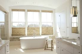 bathroom privacy window. freestanding bathtub - beach style idea in providence bathroom privacy window p