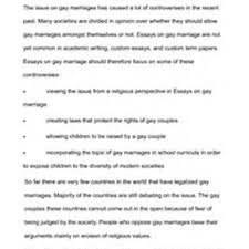 same sex marriage definition essay at e onnessay compl same sex marriage definition essay pic