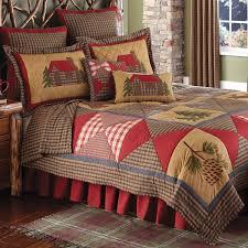 image of farmhouse comforter sets color