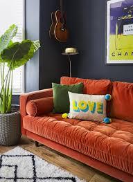 Oranje Boven Zo Mooi Staat Oranje In Je Interieur Eigen Huis En Tuin