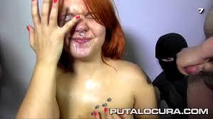 Putalocura Bukkake Mey Max Bukkake fun Risas HD Porn Videos.