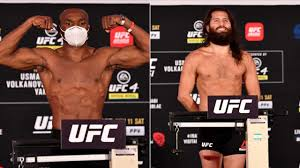 I'm always the underdog and i always win the fight. What Time Is Ufc 251 Tonight Kamaru Usman Vs Jorge Masvidal Tv Live Stream Start Time Dazn News Us