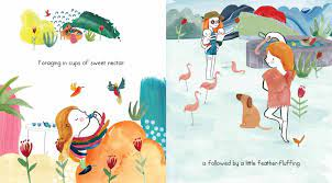 Kids' Book Review: Who is Ivy Bird? Interview with Tania McCartney and Jess  Racklyeft