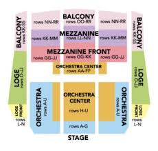 Opac Seating Chart Oxnard Performing Arts Center New West Symphony