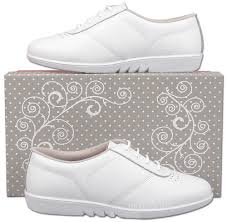 details about new womens white leather lace up comfort nurse hospital washable non slip shoes
