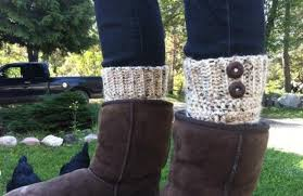 Free Crochet Boot Cuff Patterns Unique Pattern Roundup 48 Fast Free Crochet Boot Cuff Patterns