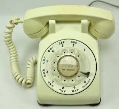 1964 vintage 500 itt kellogg off white rotary desk telephone phone 1964 vintage 500 itt kellogg off white rotary desk telephone phone untested