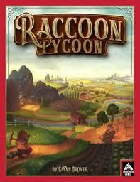 Raccoon Classification Chart Raccoon Tycoon Board Game Boardgamegeek