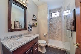 bathroom remodel designs. Hall Guest Bathroom Remodel Wheaton - Sebring Design Build Designs