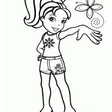 Small Picture Rick Want to Play Skateboard in Polly Pocket Coloring Pages Bulk